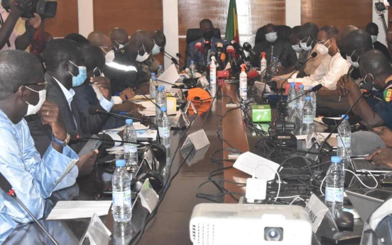 Lancement du Plan national d'organisation des secours (ORSEC)